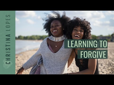 Weekly Question: Learning To Forgive