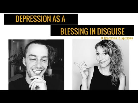 Depression as A Blessing in Disguise: Ft. Depression to Expression