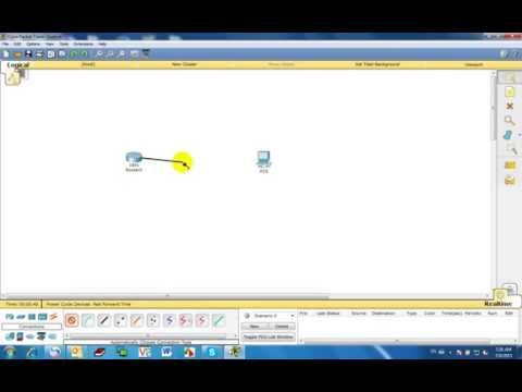 how to configure username and password on telnet in packet tracer