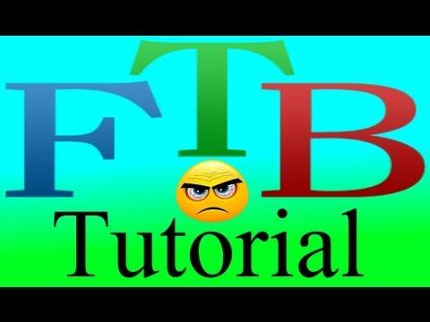 FTB/Feed The Beast Tutorial - MindCrack Solar Panel, How To Make W/ An Industrial Blast Furnace