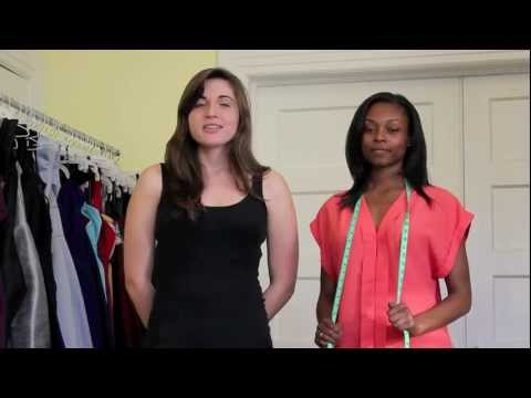 Weddington Way How To Take Your Bridesmaid Dress Measurements