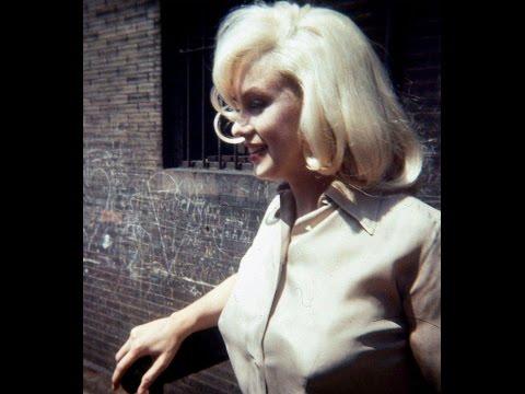 Rare Footage Of Marilyn Monroe Costume tests