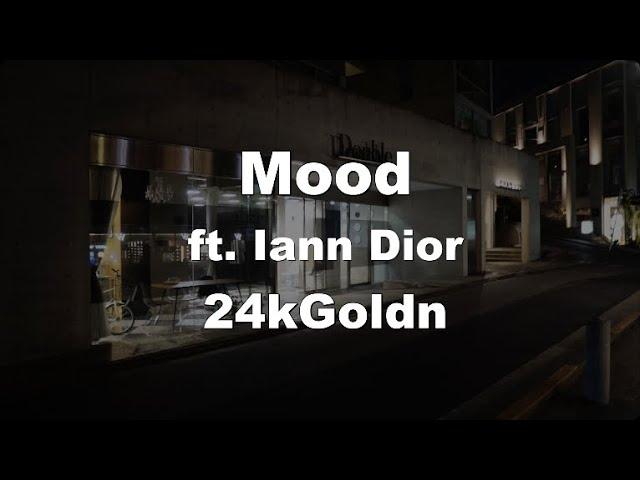 EdKara - Mood (Originally Performed by 24kGoldn feat. Iann Dior) [Karaoke No Guide Melody Version]