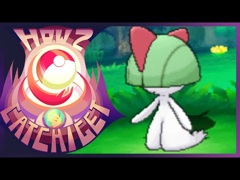 How & Where to catch/get - Ralts in Pokemon Omega Ruby & Alpha Sapphire