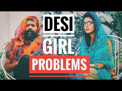 Desi Girl Problems | Bekaar Films | Naughty