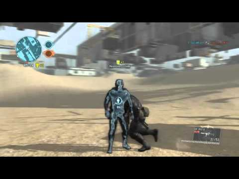 METAL GEAR SOLID V: THE PHANTOM PAIN truco online