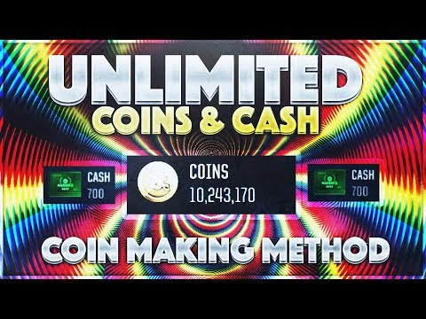 UNLIMITED MADDEN CASH and COIN METHOD! Madden Mobile 18 (PATCHED)