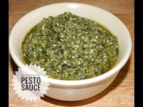 Pesto Recipe - Fresh Basil Pesto