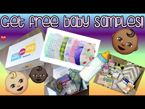 HOW I GET FREE BABY STUFF!! (ONLINE & IN STORES) | FOREVER CHI-CHI