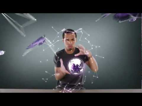 Unleash Your Fingers ||| Adobe After Effect CS5 ||| aescripts.com ||| Plexus Effect