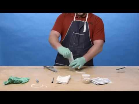 How to Repair Deep Cracks in Fiberglass Boats