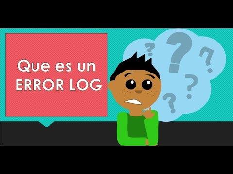 Error de log - sql server