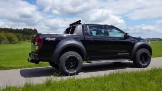 Ford Ranger Modell 2016 Hurter Offroad GmbH De