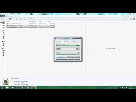 How to merge RAR FILES