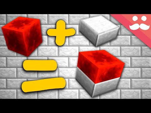 How Useful is a HALF REDSTONE BLOCK in Minecraft?