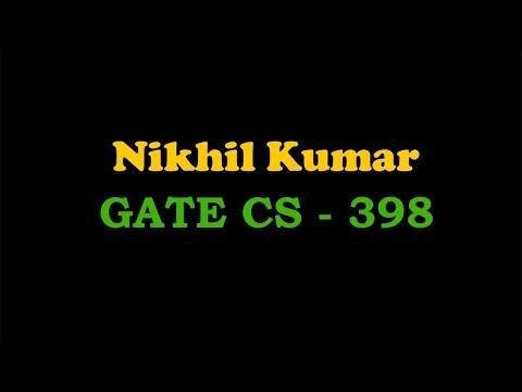 75 Nikhil Kumar AIR 398
