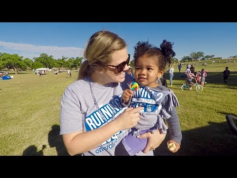 RUNNING FOR MY DAUGHTERS LIFE | Fight Human Trafficking