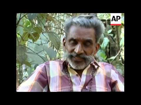 Final resting place for Kerala's elephants
