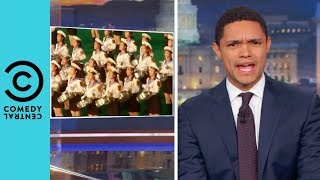 """Kim Jong Un's """"Army of Beauties""""   The Daily Show"""