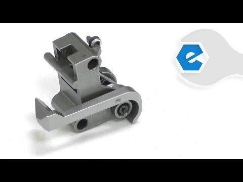 DeWALT Jig Saw Repair - Replacing the Blade Clamp (DeWALT Part # N072135SV)