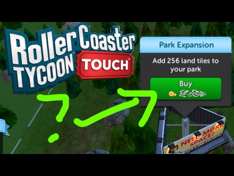 [OLD] Expansion   How Much Does It Cost???   Roller Coaster Tycoon Touch   RCT Touch   #10
