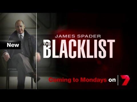 Channel 7 Promo: The Blacklist (2013)