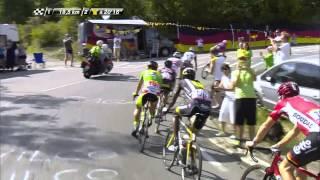 Summary - Stage 16 (Bourg-de-Péage / Gap) - Tour de France 2015