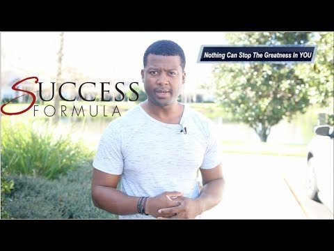 The Success Formula I Use To Build My Business