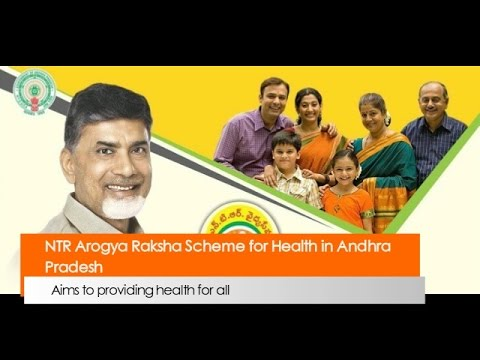 NTR Arogya Raksha Scheme for Health in Andhra Pradesh