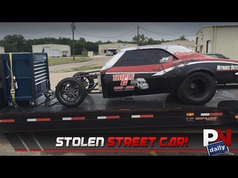 Calling All Car Guys! Help This Guy Find His Stolen Street Car!