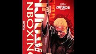 Zatoichi Steelbook Unboxing