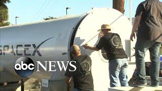 Elon Musk teases New York-to-DC hyperloop