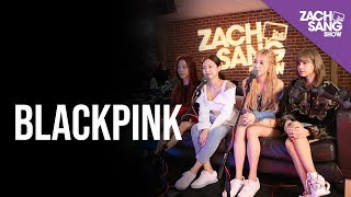 BLACKPINK Talks