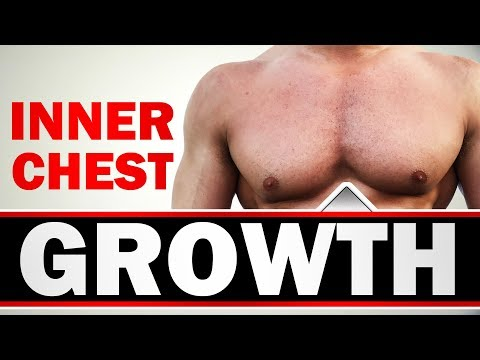 Inner Chest Muscle Growth Fix! (ONE EXERCISE - MORE RESULTS)