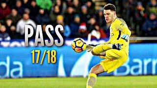Ederson Moraes ● Passing Compilation ● 2017/18 Part 2丨HD