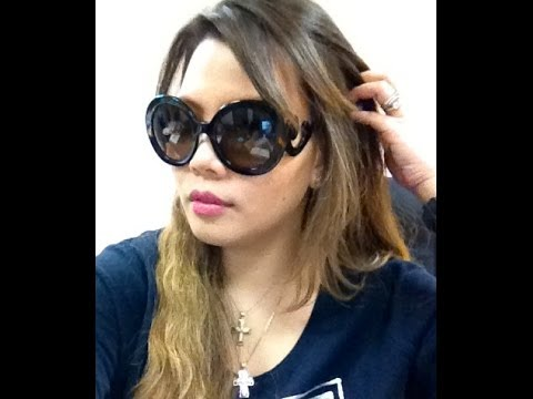 How to fix PRADA ROUND BAROQUE sunglasses fit perfectly