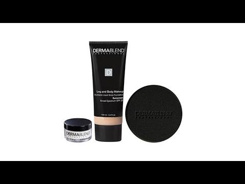 Dermablend Leg   Body Makeup Kit  Fair Ivory