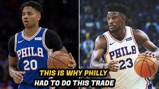 This is Why the 76ers HAD to Trade For Jimmy Butler
