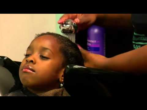 Video  How to Style African American Kids' Hair