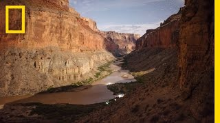 Epic Grand Canyon Hike: A 650-Mile Challenge (Part 1) | National Geographic