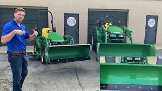 2019 John Deere 2025r Overview! Tractor, 120r Loader