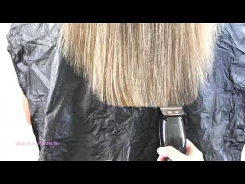 HOW TO CUT LONG HAIR WITH CLIPPERS