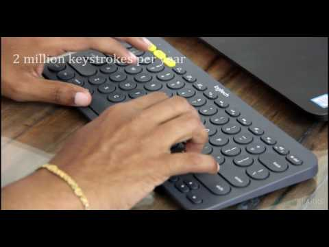 Connecting K380 Logitech Multi-Device Bluetooth Keyboard With Smart TV