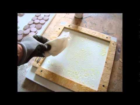 Make Your Own Decorative Concrete Tiles