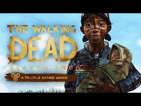 LET'S PLAY: THE WALKING DEAD   [S2] EPISODE 5 - Streamed on 01/19/18