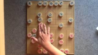 Hướng dẫn chơi cờ tướng bài 1-Khai cuộc