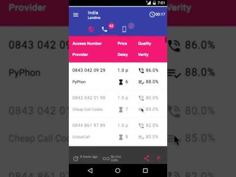 How to make cheap calls to India from UK on Nexus 5 Mobile Phone