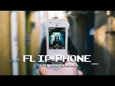 FLIP PHONE - Seoul, South Korea