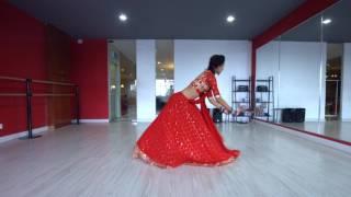 Nagada Sang Dhol - Goliyon Ki Rasleela Ram-leela | Choreography by Jazpreet