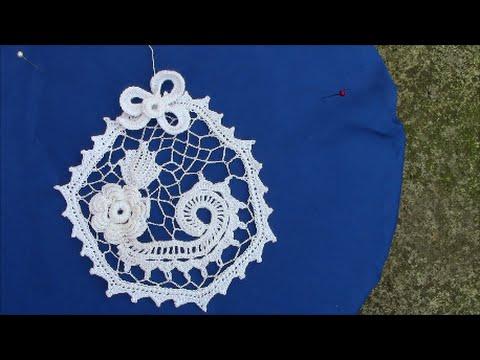 Irish Crochet Lace, back to basics